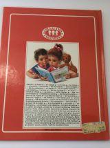 Livre enfant vintage Martine embellit son jardin