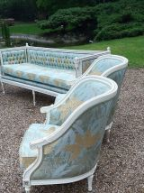 Salon style Louis XVI