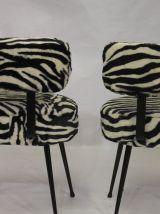 Paire de chaises Pelfran