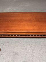 """Table teck """"Elevator"""" par Kaï Kristiansen - années 60"""
