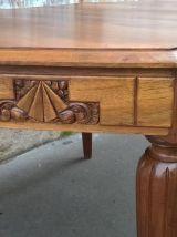 Table extensible époque art déco