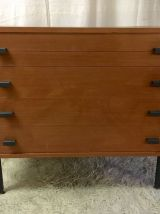 Commode/coiffeuse moderniste – années 50