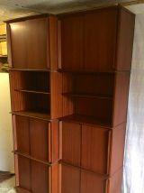 Bibliothèque double OSCAR – années 50