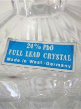 Carafe à whisky West Germany