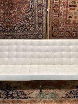 Réédition moderne du canapé Barcelona de Mies Van Der Rohe -