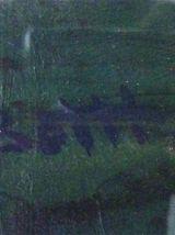 Grand tableau ancien dahlias