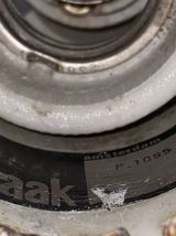Paire d'appliques RAAK. Modèle « BOLIDE » B-1095. 1970.