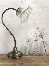 Lampe fleur style Art nouveau