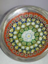 Flacon encrier cristal Murano