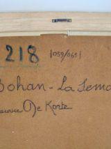 Tableau Maurice De Korte École belge