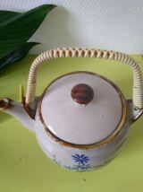 Thière en grès Vintage