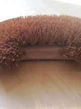 Brosse pour nettoyage des tonneaux  ancienne