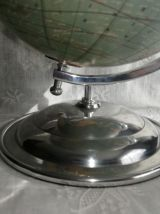 Globe USA 1921 socle aluminum Weber Costello Co.