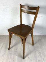 Chaise bistrot Baumann vintage 50's