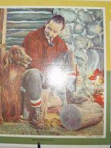 Lots de 2 almanachs PTT 1959 & 1962