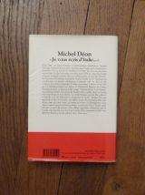 Je Vous Ecris D'Italie- Michel Déon- Gallimard
