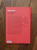 Le Dimanche Des Mères- Graham Swift- Editions Gallimard