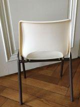 Chaise écolier Brunswick 70 pieds ronds
