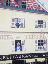 Ancien grand plateau de service - Massily France