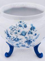 Centre de table tripode porcelaine de Limoges