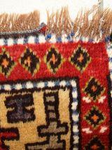 Tapis ancien Turc Anatolian fait main, 1C282