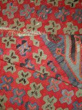 Tapis antique Turc Oushak, 1C309