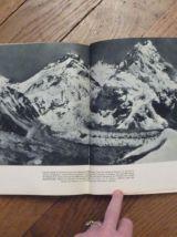 Face A L'Everest- Eric Shipton- Amiot Dumont