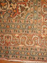 Tapis ancien Oriental fait main, 1B154