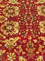 Grand tapis rouge et or, persan Tabriz, 200 x 285 cm