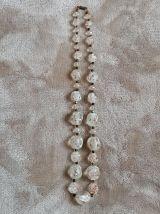 Collier de perles de Murano