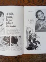 Ancien programme du théâtre Mogador (Paris) 1955