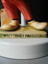 Pied de lampe Mickey - Walt Disney productions - Années 70