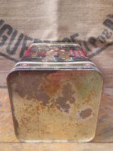 Ancienne grande boite à thé - Twining and Cie - England
