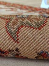 Tapis vintage Pakistanais Lahore fait main, 1C391