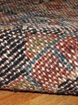 Tapis ancien Oriental fait main, 1B438