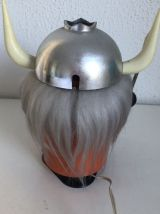 Lampe de chevet Olaf le viking Oldtimer Ferrari vintage 1960