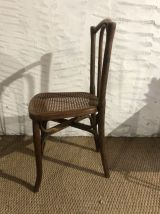 Chaise bistrot ancienne