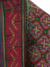 Veste brodée ethnique, vintage