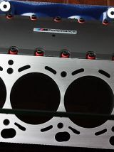 Table basse bloc moteur BMW V8 M