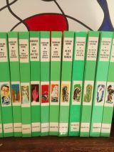 14 volumes Alice de Caroline Quine - Bibliothèque verte