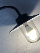 ANCIENNE LAMPE POTENCE COL DE CYGNE