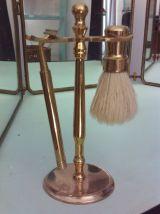 miroir de barbier ancien