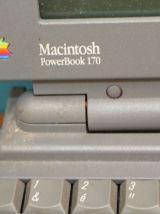 oradinateur Apple portable Macintosh Power book 170