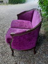Canapé style Louis XV