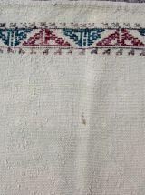 Tapis vintage Moldave fait main, 1Q0043