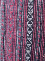 Tapis vintage Persan Jajim fait main, 1Q0045