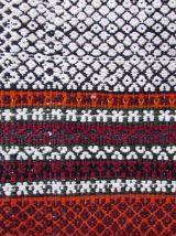 Tapis vintage Persan Ardabil fait main, 1Q0055