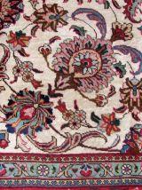 Tapis vintage Persan Tabriz fait main, 1Q0062