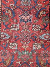 Tapis ancien Persan Mahal fait main, 1Q0074