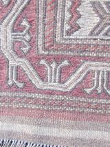Tapis vintage Afghan Sumak fait main, 1Q0076